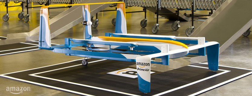 drone delivery, amazon drone, Amazon Prime Air, AMZN, ARK research