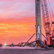 space market, rocket, rocket launch, space, new space, outer space, NASA, SpaceX, ARKindu, ARK, Industrial Innovation, ARK investment management, investing, ETFs, arkq