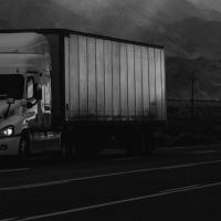 EV Semi Trucks Banner