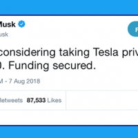 Tesla private