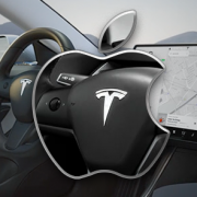 Tesla Resembles Apple ARK Invest