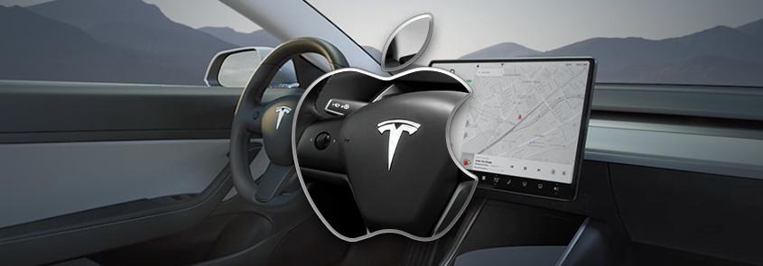 Tesla Resembles Apple ARK Invest