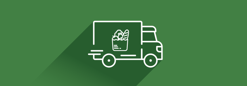meal delivery banner