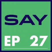 say app, say.com, say podcast, ark podcast, fyi podcast, zach hascoe, co-founder say, ark invest say