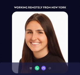 Caroline Wood, ARK, Remote Work