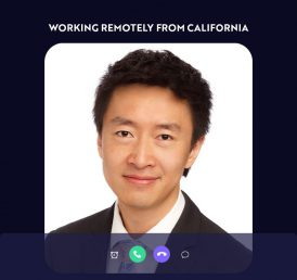 James Wang, ARK, Remote Work
