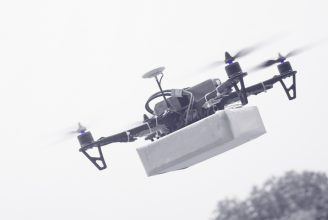 Parcel Drone Delivery, drones, delivery, ark research