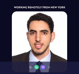 Yassine Elmandjra, ARK, Remote Work