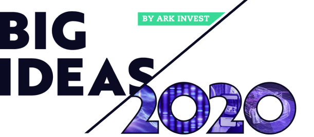 big ideas 2020, ark invest, annual report, big ideas report, ark big ideas,