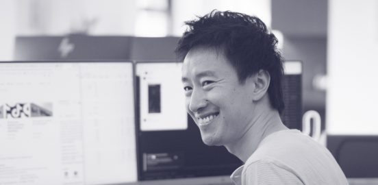 Company Built for Innovation, James Wang, Work at ARK