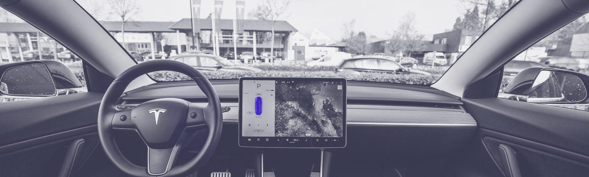 Tesla, Ridehailing, Autonomous