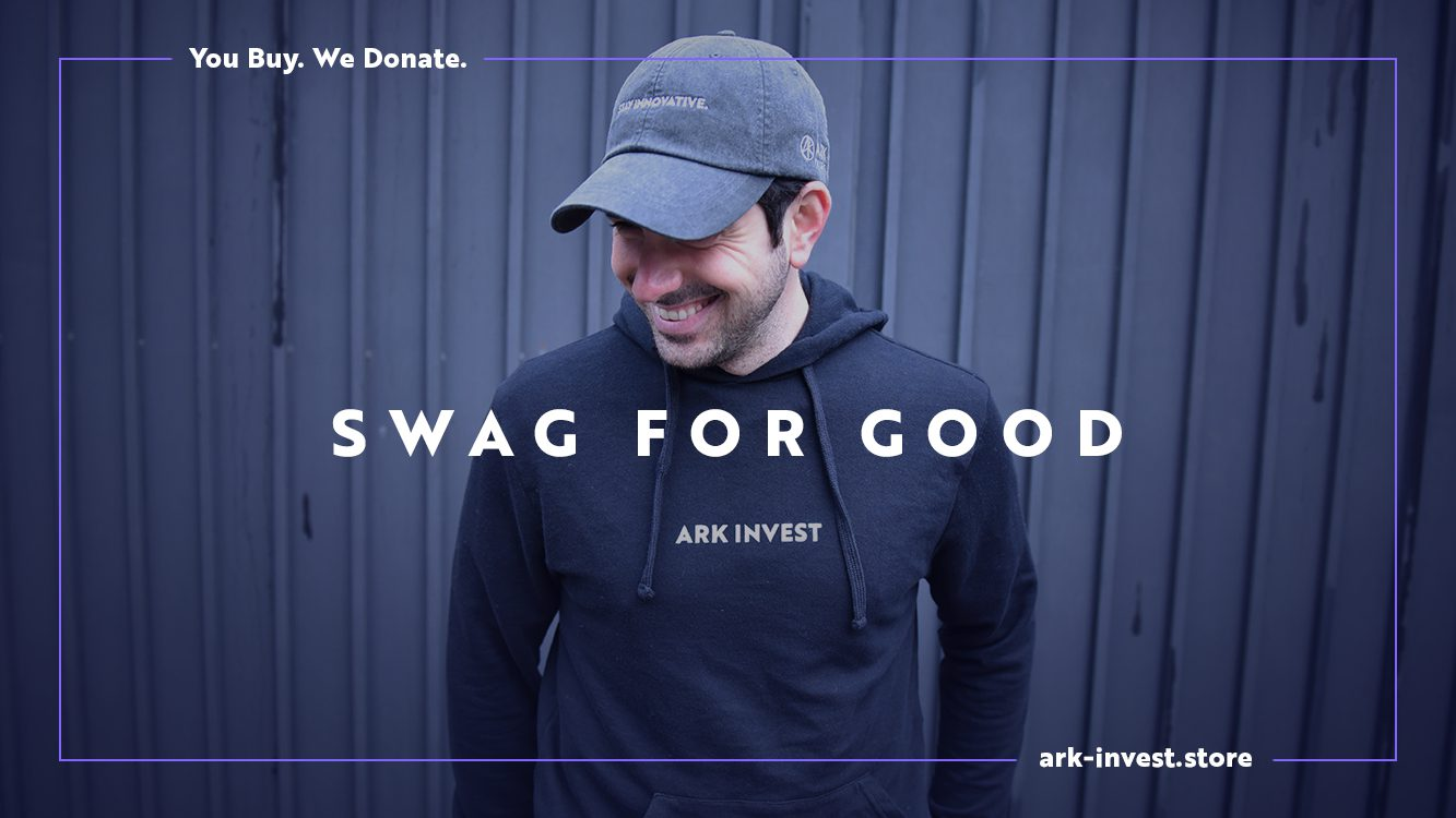 ARK Swag | You buy. We Donate.