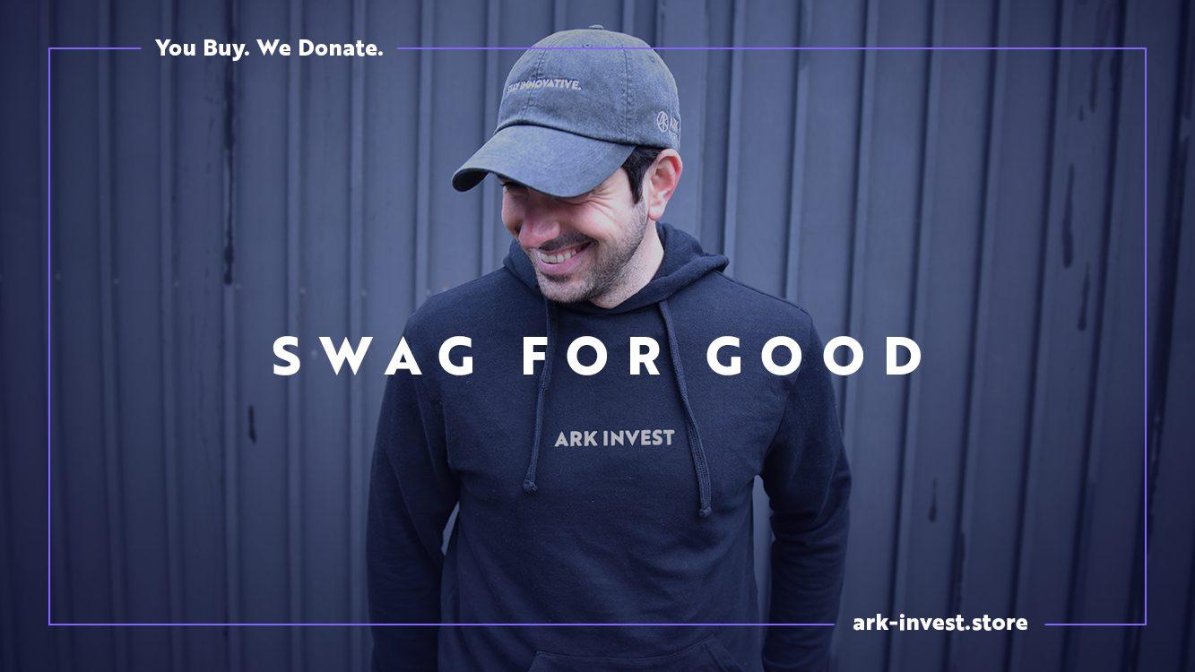 ARK Swag | You buy. We Donate.