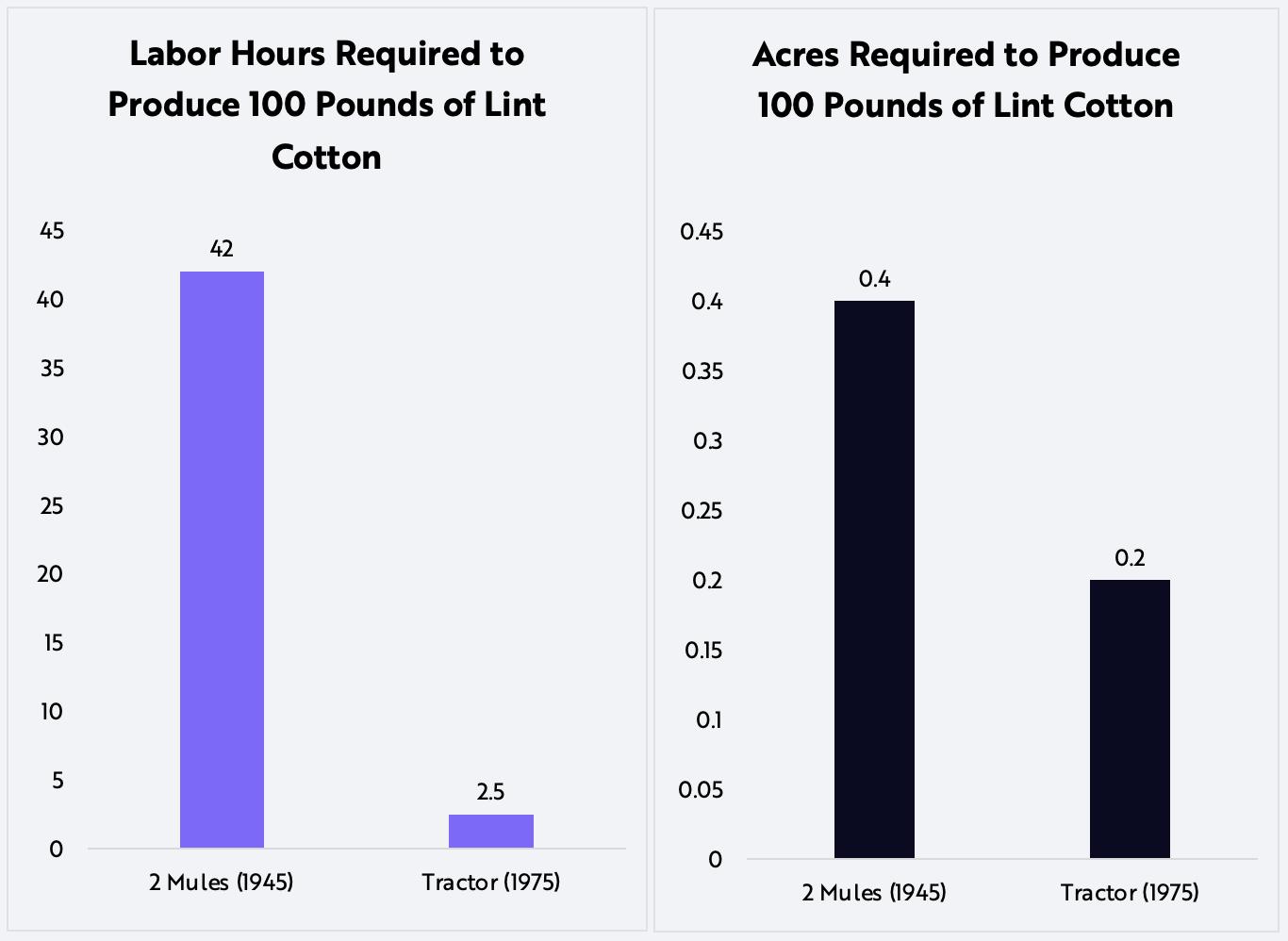 ARK Invest, Sam Korus, Farms, Cotton, Automation
